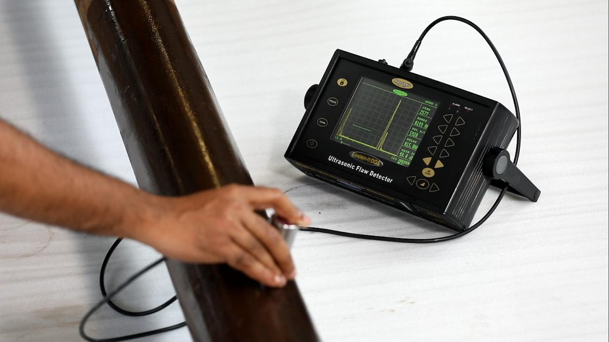 Iinspection-testing-Ultrasonic-Testing